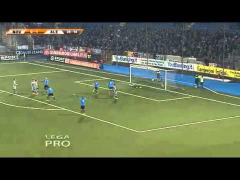 Novara-Alessandria 2-1, le immagini