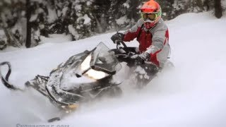 6. 2012 Ski-Doo Summit 800 Snowmobile Review