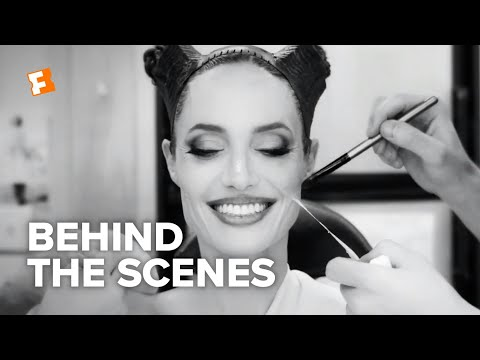 Maleficent: Mistress of Evil Behind the Scenes - Make-Up Time Lapse (2019) | Movieclips Coming Soon