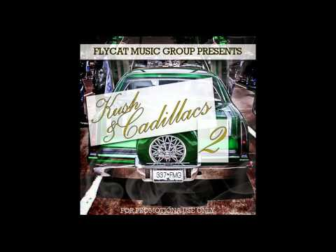 Cassie Trina & Lola Monroe - All Gold All Girls - Kush & Cadillacs Vol. 2 Mixtape