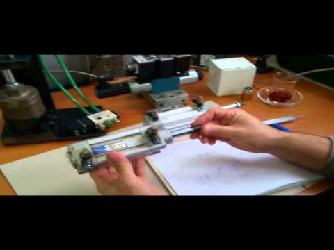 Hidrolik ve Pnömatik Sistemlerde Silindir Seçimi (Cylinder Selecion Hydraulic / Pneumatic Systems)