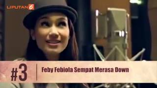 Video 6 Cerita Perjuangan Cinta Febi Febiola dan Ayah Petra Sihombing MP3, 3GP, MP4, WEBM, AVI, FLV Oktober 2017