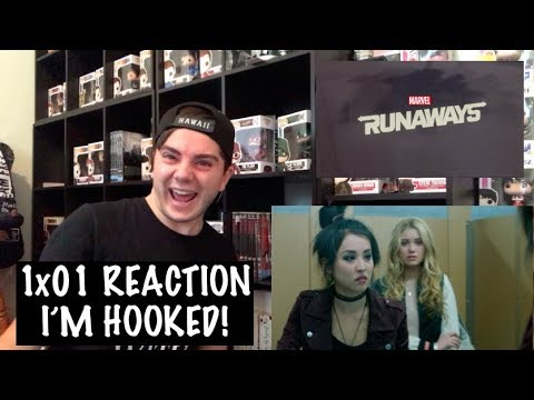 RUNAWAYS - 1x01 'REUNION' REACTION
