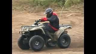 8. 2010 Kawasaki Bture Force 750i, Brute Force 650 and Prarie 360 4x4 test.
