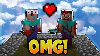 MURDERER And DETECTIVE Are FRIENDS!?   Minecraft MURDER MYSTERY