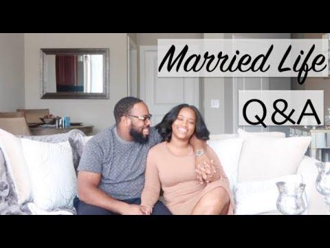 MARRIED LIFE Q&A| KIDS? BILLS! ROMANCE!