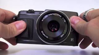 The Olympus PEN E-P5 Focus Peaking, Shutter and Overview - YouTube