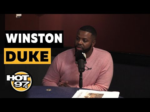 Winston Duke On Complexionism, What To Expect In Avengers: Endgame, 'Us'+ Working w/ Lupita