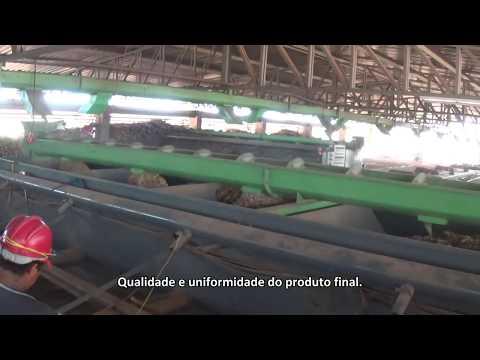 Alimentação automatizada para fornos de cerâmica - Lippel
