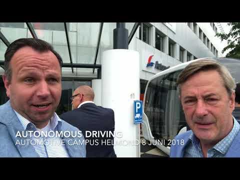 Autonomous driving Helmond automotive campus