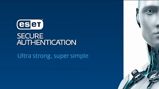 ESET Secure Authentication YouTube video