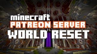 PATREON ANNOUNCEMENT | World Reset & Build Showcase 2017