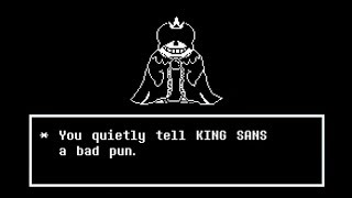 It's been awhile I didn't play Undertale games, here I found a good one - King Sans fight for Unitale mod (You need Unitale to play this mod).Game link ► http://gamejolt.com/games/KINGSANS/259422Subscribe for More ► http://bit.ly/DarkTaurusFacebook ► https://www.facebook.com/DarkTaurusYTTwitter ► https://twitter.com/darktaurusyt