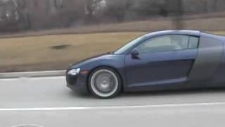 2008 Audi R8/ Quick Drive