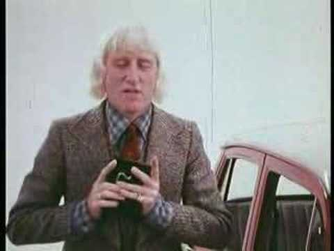 Jimmy Saville: Clunk, Click... Every Trip