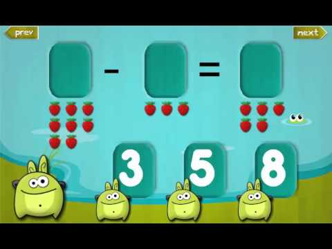Video of Kids Learning Math Lite