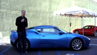 2010 Lotus Evora AutoGuide Video Review