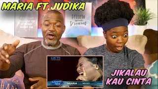 "Video MARIA FT. JUDIKA - ""Jikalau Kau Cinta"" - Top 4- Indonesian Idol MP3, 3GP, MP4, WEBM, AVI, FLV September 2018"