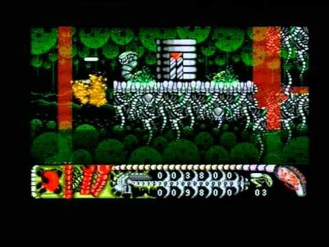 Alien World Amiga