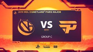 Vici Gaming & paiN Gaming, MDL Disneyland® Paris Major, bo3, game 1 [Mortalles]
