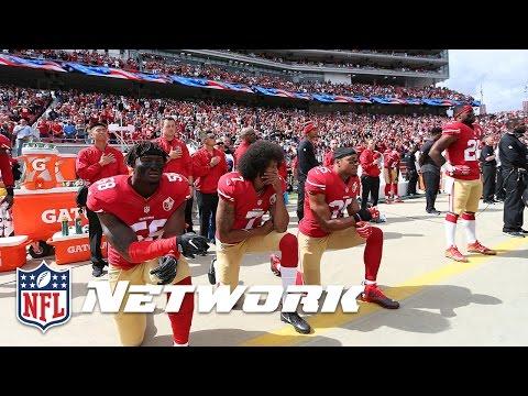The Impact of Colin Kaepernick's National Anthem Kneel   NFL Network