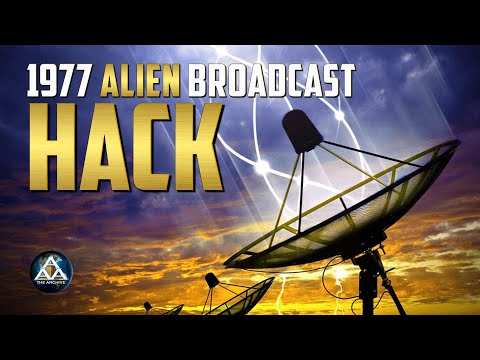 1977 Alien Broadcast Hack