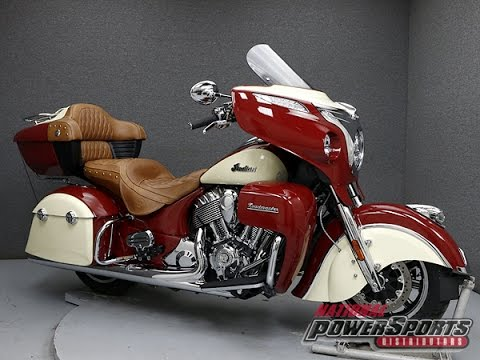2016 INDIAN ROADMASTER W/ABS - National Powersports Distributors