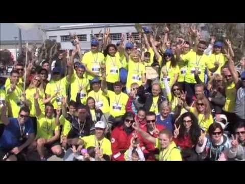 Run For Peace: From Athens to Babylon 2014 - Official Video