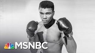 Muhammad Ali is dead at 74