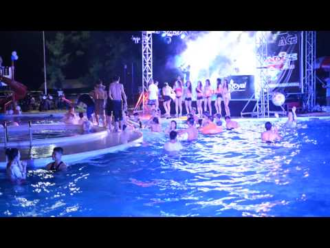Pool Party Vũng Tàu 2014
