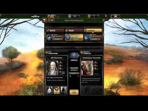 Quick Look: Game of Thrones Ascent – with Gameplay Video