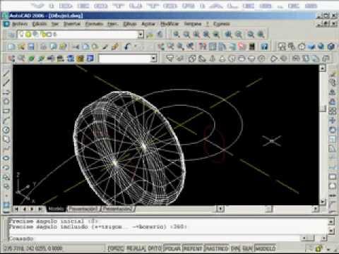 Video 0 de AutoCAD: Actuar con bloques 3D
