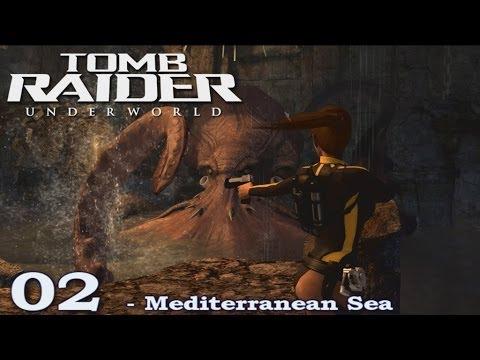 tomb raider underworld playstation 3 walkthrough