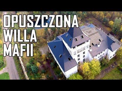 Opuszczona willa Mafii - Urbex History