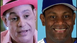 Sammy Sosa the MLB baseball legend has a much lighter bleached appearance and he explains what is going on. subscribe http://bit.ly/2dUQKs0 Starring Emily Longeretta Produced by @ginoorlandiniMusic Provided by Shutterstockhttp://hollywoodlife.com:: CONTACT US! :: Like Us On Facebook! http://on.fb.me/XJJ5yqFollow us on Twitter! https://twitter.com/Hollywoodlife