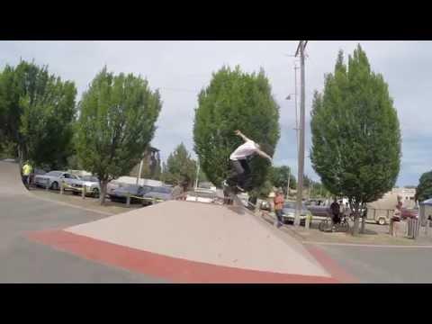 Go Skateboarding Day - Coeur d' Alene - 2015