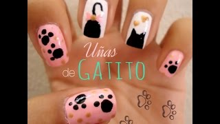 Uñas de Gatito - YouTube