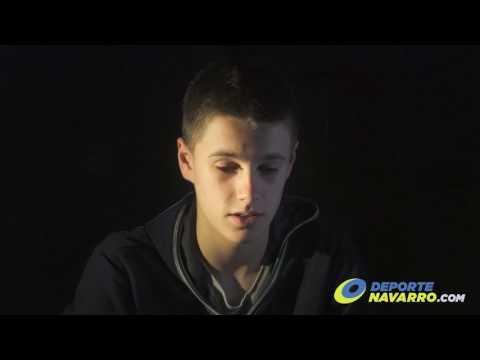 Entrevista con Oier Irisarri