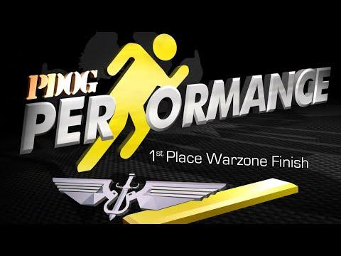 PDOG Performance : 1st Place Warzone Finish