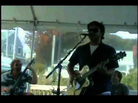 Adam Frederick with the Jason Spooner Trio