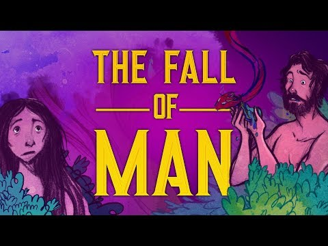 The Fall of Man - Adam and Eve - Genesis 3 | Animated Sunday School Lesson for Kids | HD REMASTERED
