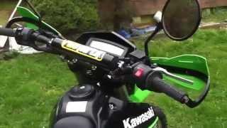 9. 2014 Kawasaki klx250s update