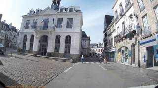 Auray France  city images : Driving In France - Bretagne - Auray