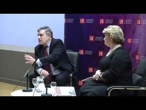 Beyond the Crash: Ein Abend in der Diskussion über das neue Buch von Gordon Brown