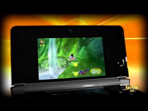 Rayman 3D - Bande-annonce de lancement