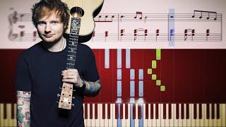 Video Ed Sheeran - Perfect - EASY Piano Tutorial + SHEETS download in MP3, 3GP, MP4, WEBM, AVI, FLV January 2017