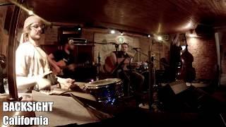 Video BACKSiGHT - California (BACKSiGHT - Live at Stará Pekárna 2018)