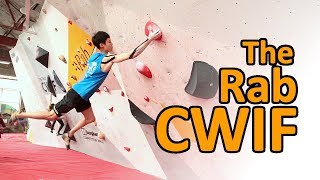 The ABC of the Rab CWIF by OnBouldering