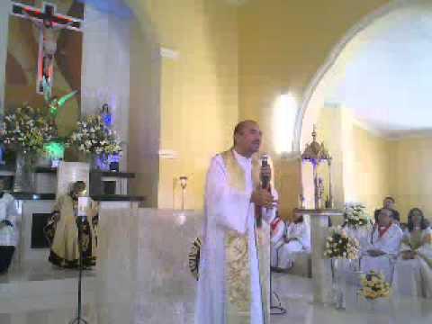 Missa Solene da Festa do Padroeiro São Miguel Arcanjo