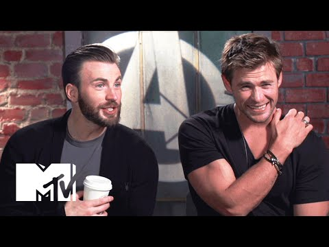Avengers: Age Of Ultron Cast Know Their Biceps